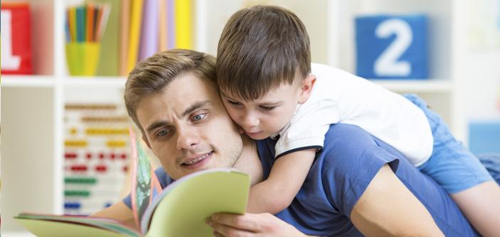 desenvolvimento do filho nos primeiros anos
