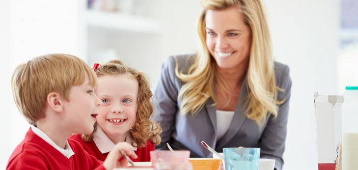 Colégio Boa Viagem Como conciliar a tarefa de ser mãe e se dedicar à carreira profissional