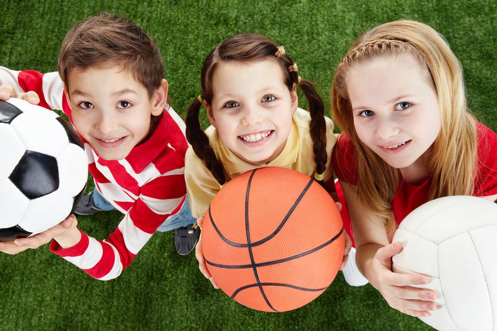 escola que incentiva os esportes