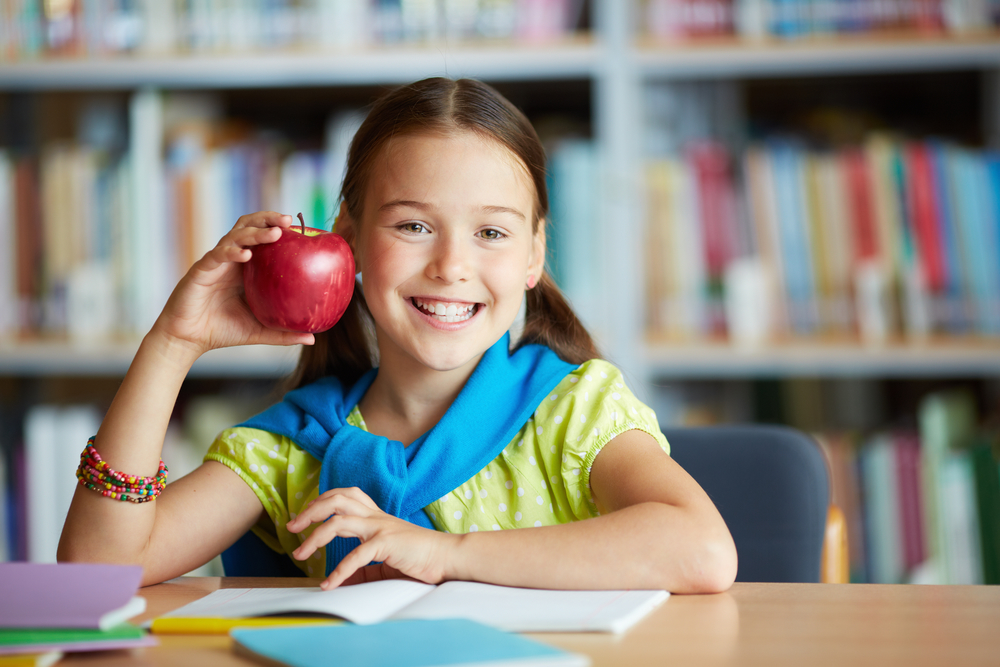 educação alimentar na escola