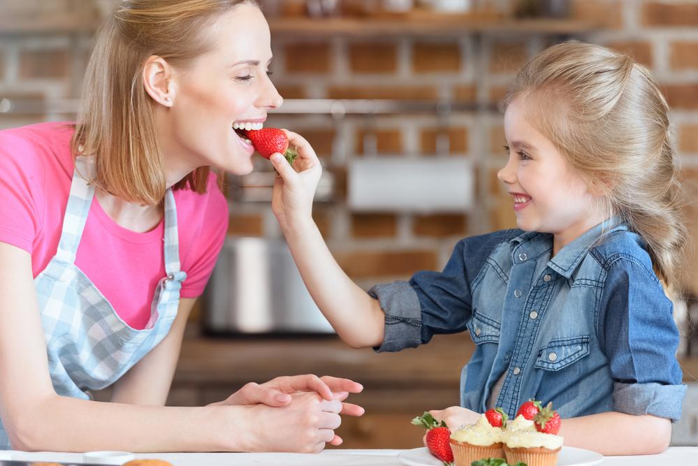 estimular a alimentação saudável do seu filho