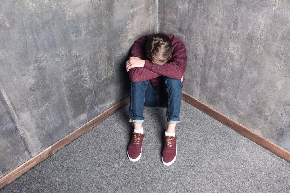 sinais da depressão na adolescência