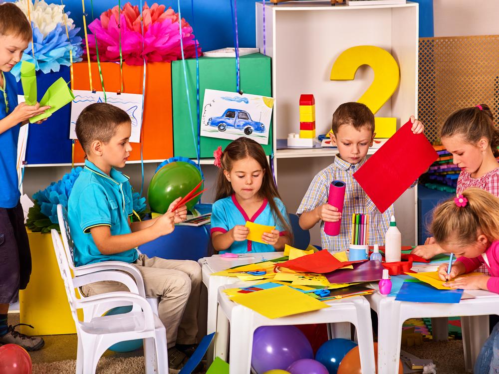 processo de socialização na infância