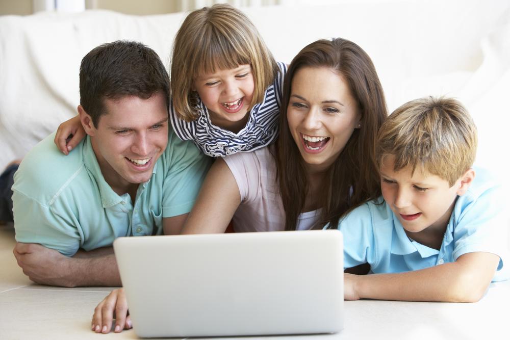 influência da internet na vida dos seus filhos