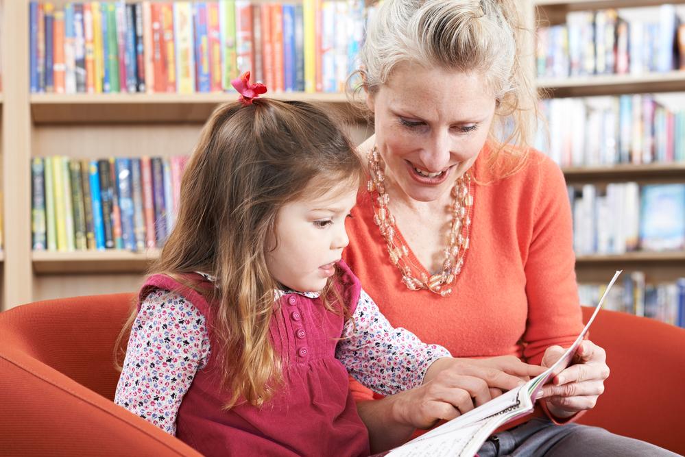 ajudar o seu filho a ler e escrever
