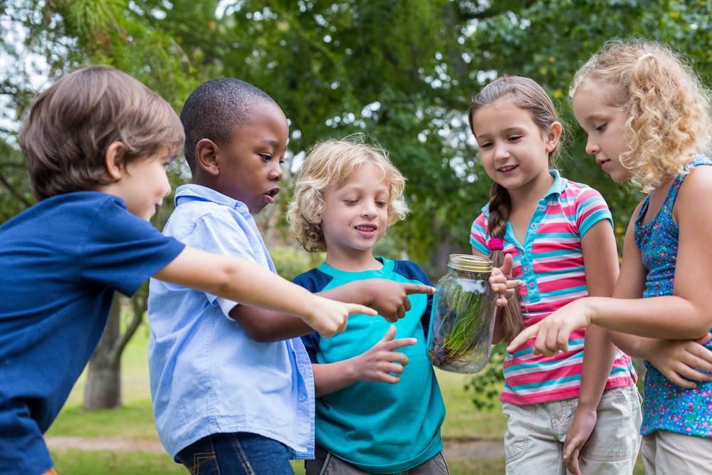 socialização na infância