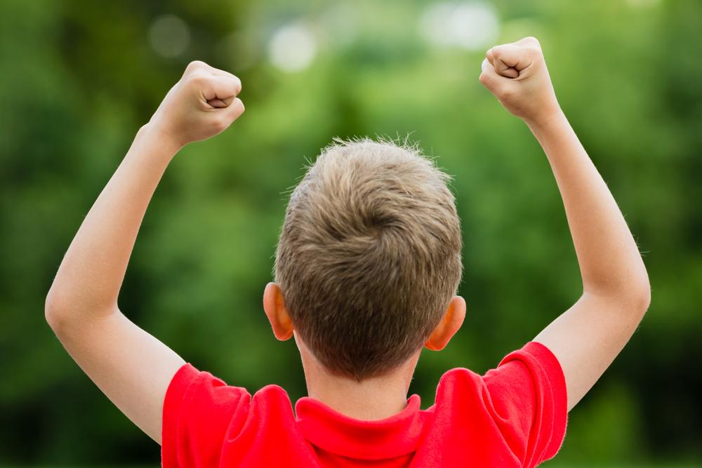 aumentar a autoestima do seu filho