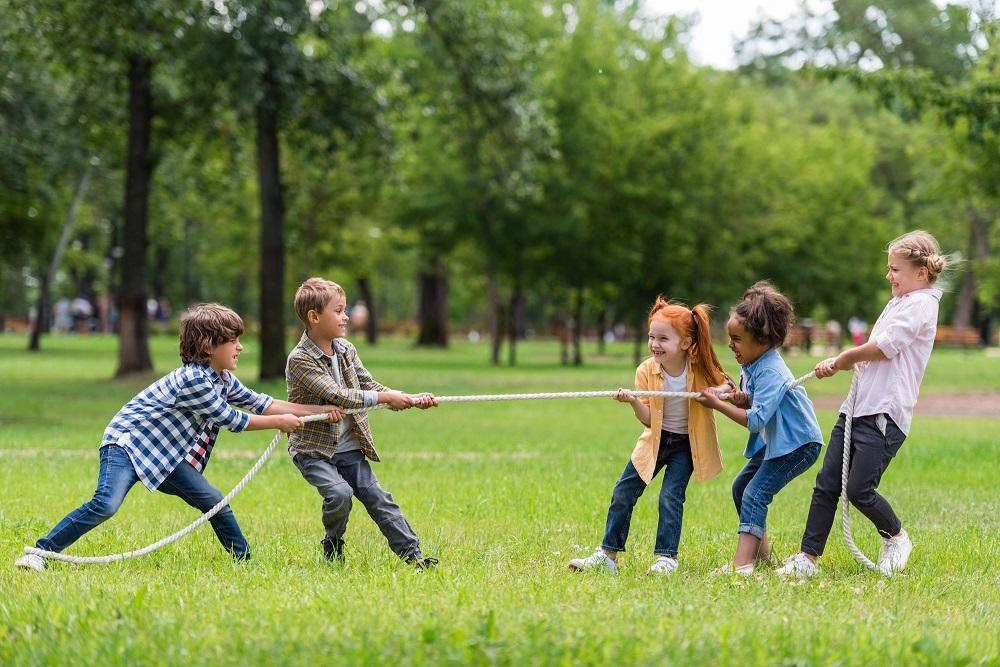 brincadeiras na primeira infância